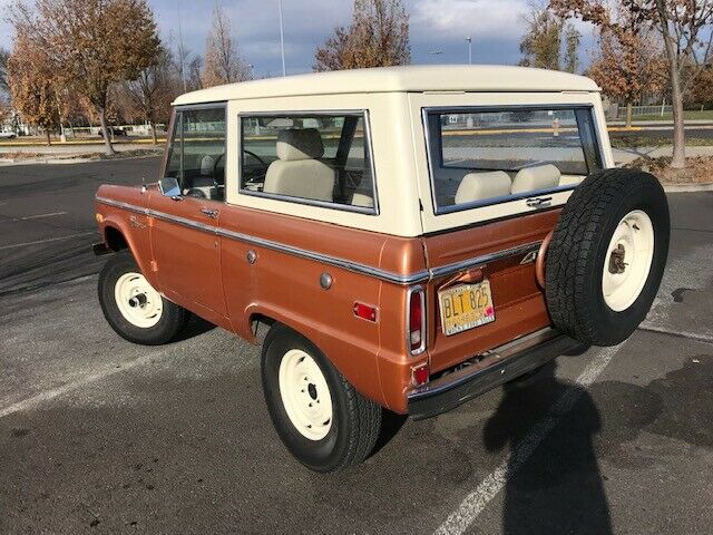 1972 Early Ford Uncut Classic Bronco - Classic Ford Bronco ...