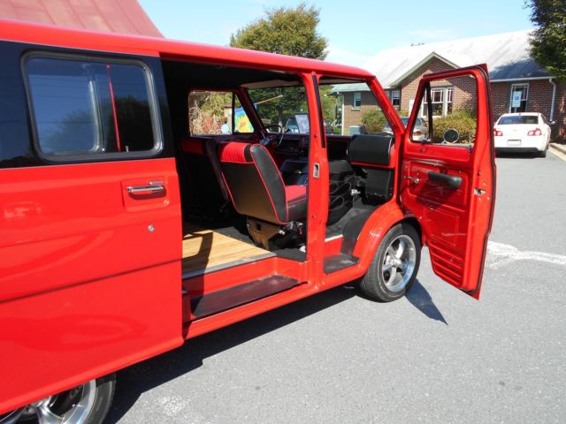 The Sharpest Rides >> 1972 ford econoline van - Classic Ford E-Series Van 1972 ...