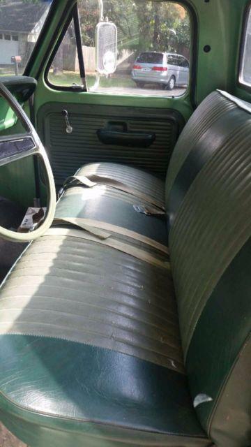 1972 ford f100 custom 5 9l v8 360 cu in engine classic ford f 100 1972 for sale. Black Bedroom Furniture Sets. Home Design Ideas