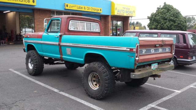 1972 ford f250 4x4 truck classic ford f 250 1972 for sale. Black Bedroom Furniture Sets. Home Design Ideas