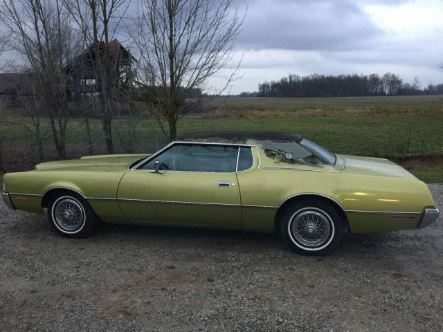 1972 Ford Thunderbird 429