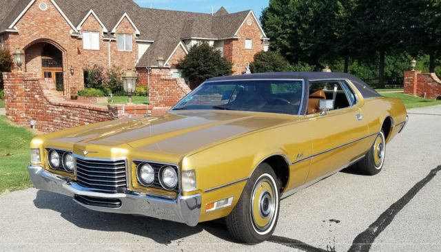 Cars For Sale Tulsa >> 1972 FordThunderbird 460 ci Engine Great Condition - Classic Ford Thunderbird 1972 for sale