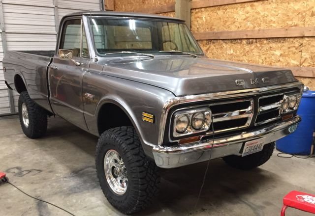 1972 Gmc K25 K2500 Pickup Classic Gmc Other 1972 For Sale