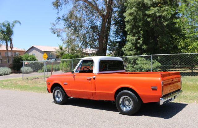 1972 gmc pickup short bed truck 1967 1968 1969 1970 1971 chevy c10 classic chevrolet c 10. Black Bedroom Furniture Sets. Home Design Ideas