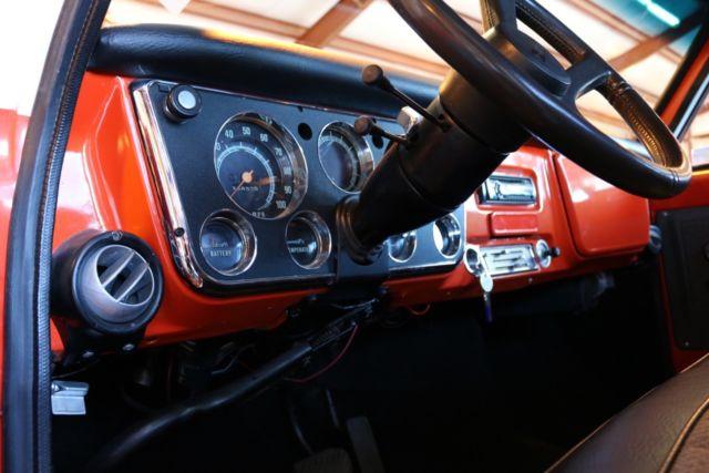 1972 Gmc Pickup  Short