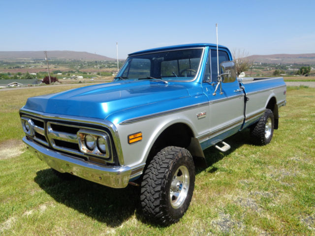 1972 Gmc Grande Four Wheel Drive For Sale Autos Post