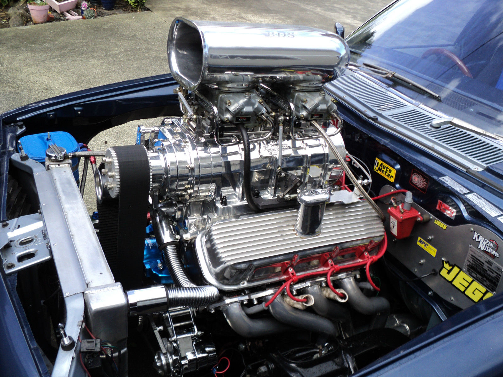 1972 Holden HQ Blown Drag Ute - Classic Other Makes Holden