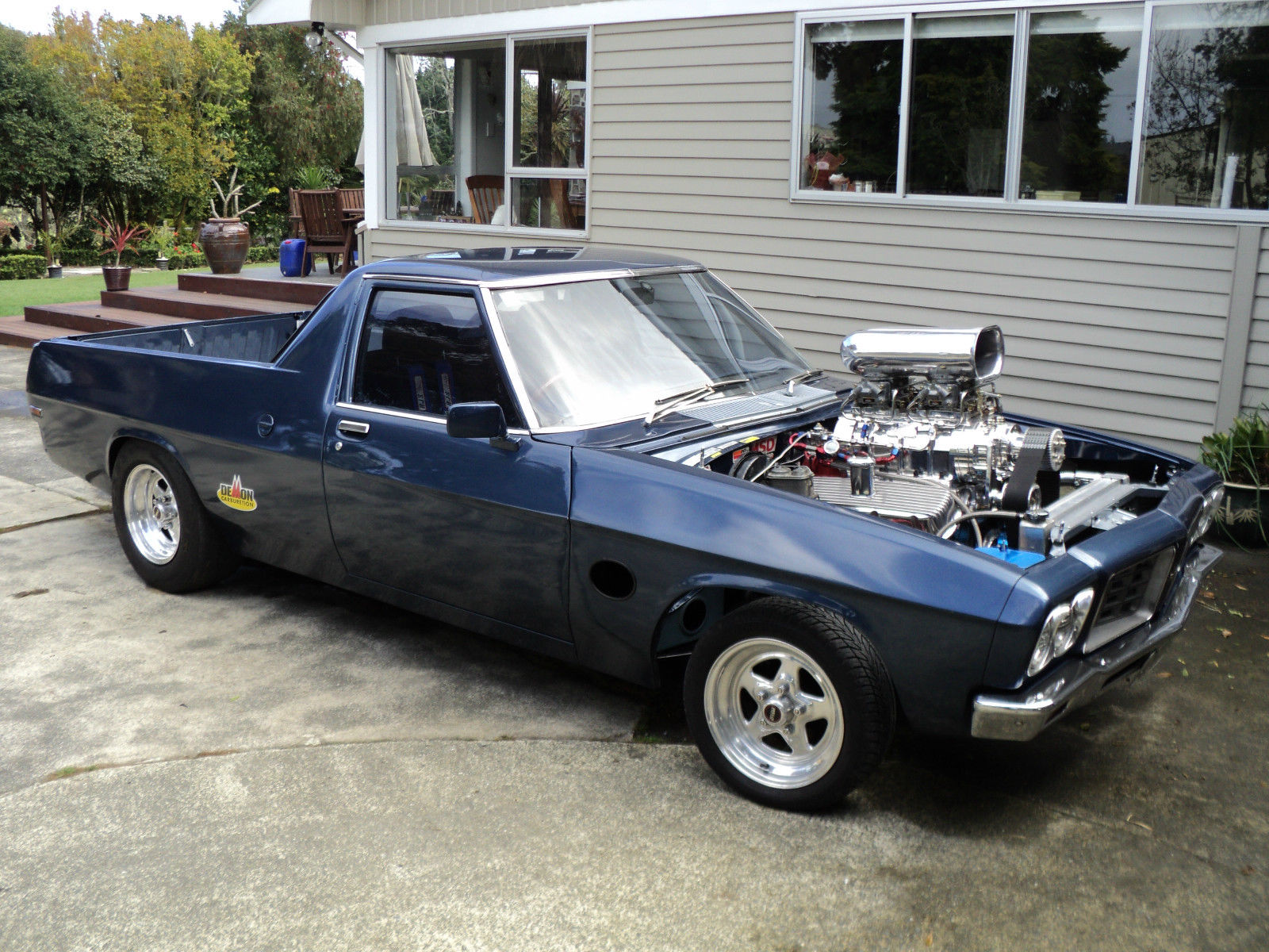 1972 Holden Hq Blown Drag Ute Classic Other Makes Holden