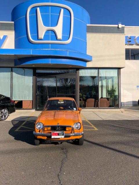 1972 honda z 600 classic 4 speed runs and drives great dealer owned kept indoors classic honda. Black Bedroom Furniture Sets. Home Design Ideas