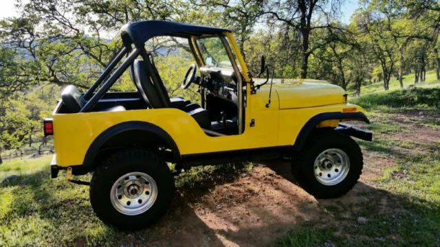 1972 Jeep Cj5 Classic Jeep Cj 1972 For Sale