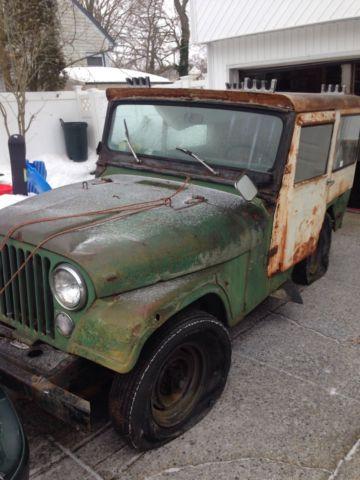 1972 Jeep CJ & 1972 jeep cj5 all org barn find military jeep no reserve wrangler ...