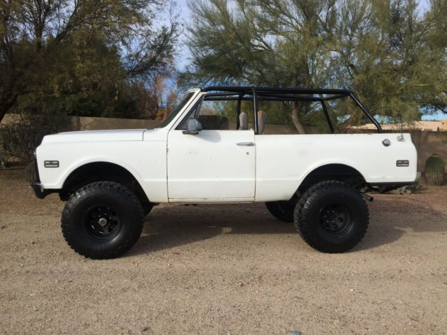 1972 K 5 Blazer Custom 8 Point Full Roll Cage New Pro Comp