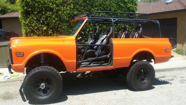 1972 K5 Custom Chevy Blazer Classic Chevrolet Blazer