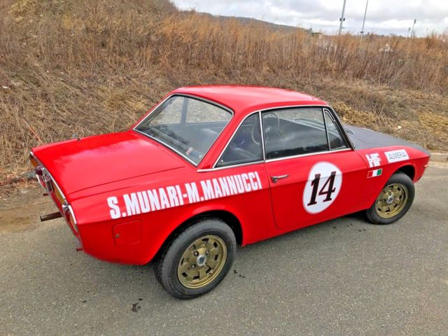 1972 Lancia Fulvia 1.3S, HF 1600 Rally Monte Carlo Tribute ...