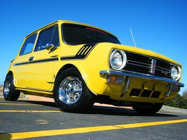 1972 Leyland Mini Clubman Gt Not Cooper Austin Minor Sprite Or