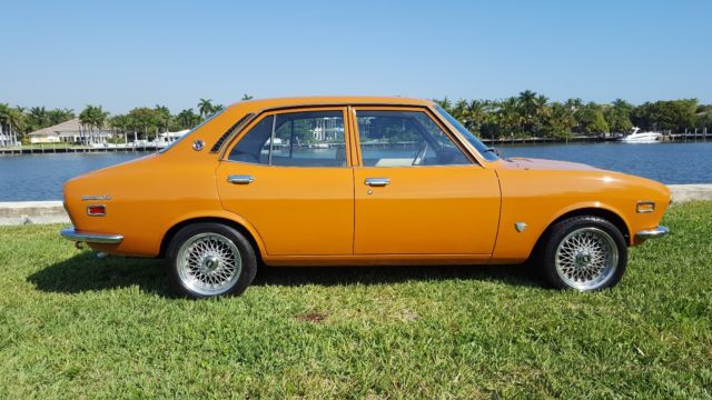 1972 mazda rx2 original rotary engine no mods very clean classic mazda rx 2 1972 for sale. Black Bedroom Furniture Sets. Home Design Ideas
