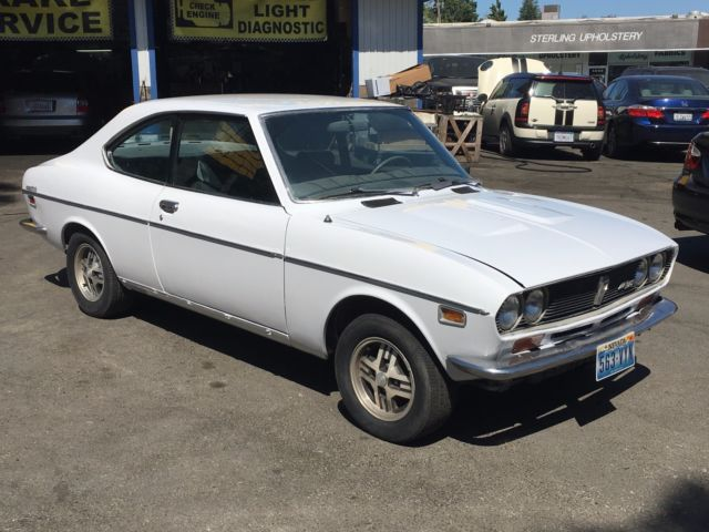 1972 mazda rx2 rx3 rx4 2dr coupe recent paint 12a engine 5 speed stick rotary classic mazda. Black Bedroom Furniture Sets. Home Design Ideas