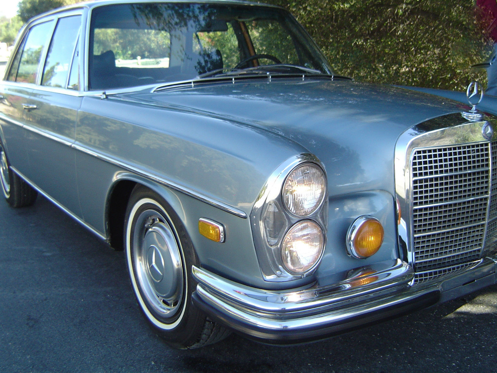 1972 mercedes benz 300 sel 4 5 w109 classic mercedes benz 300 series 1972 for sale. Black Bedroom Furniture Sets. Home Design Ideas
