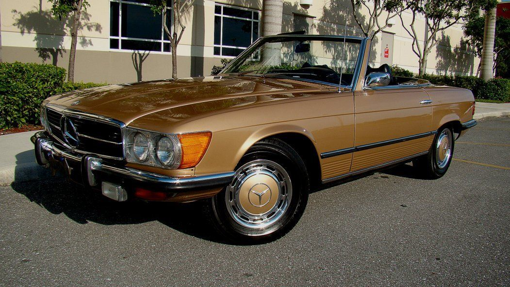 1972 mercedes benz 350sl roadster very rare collectible in for 1972 mercedes benz 350 sl