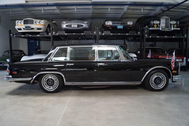 1972 Mercedes-Benz 600 5/6 Passenger Limousine for sale ...