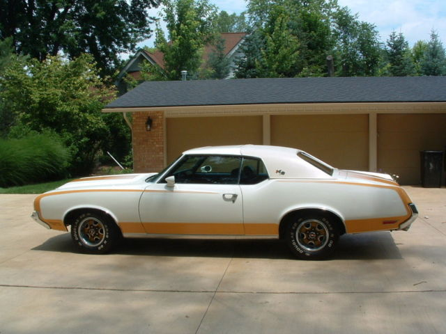 1972 Oldsmobile Cutlass Hurst Indy pace car - Classic ...