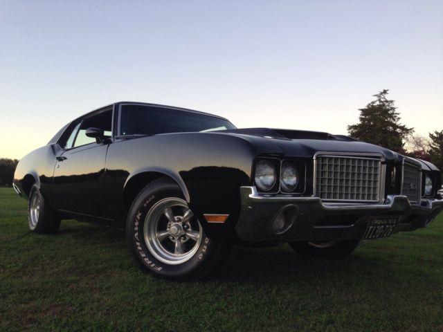 1972 Oldsmobile Cutlass Supreme Big Block 455 Auto Restored