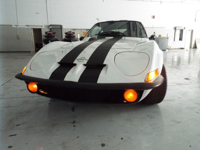 1972 Opel GT, Buick 231 cid V6 Engine, 350 Turbo ...