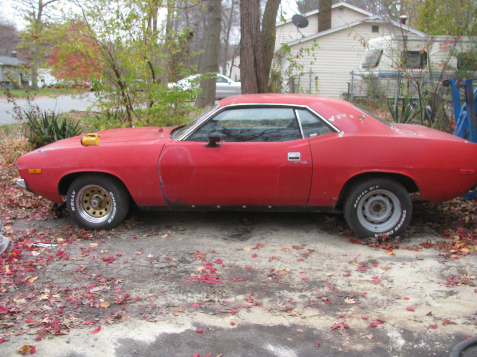 Cheap Project Cars >> 1972 plymouth cuda 340 4 speed project - Classic Plymouth Barracuda 1972 for sale