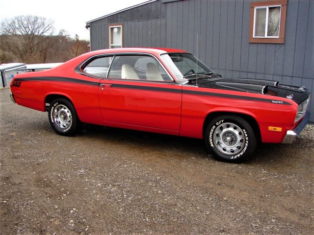 1972 plymouth duster 340 h code 4 speed console buckets p s disc brakes classic plymouth. Black Bedroom Furniture Sets. Home Design Ideas