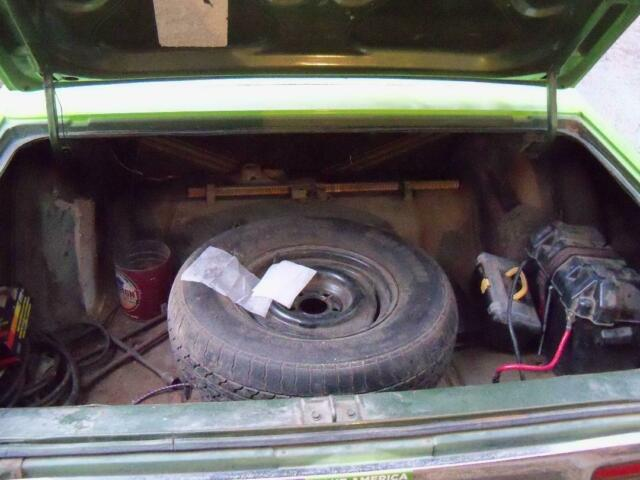 Plymouth Satellite Sebring Door Hot Rod