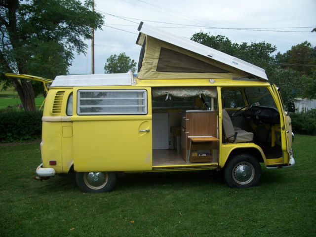db6a08d153 1972 Volkswagen Westfalia Camper Bus - Classic Volkswagen Bus ...