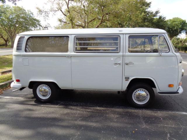 674f3c6a37 1972 VW Bus Tin Top Westfalia Campmobile - Volkswagen Camper Van ...