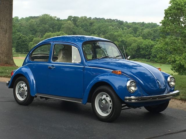 1972 vw classic super beetle great fun classic volkswagen beetle classic 1972 for sale. Black Bedroom Furniture Sets. Home Design Ideas