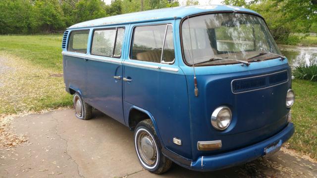 1972 VW Microbus ***LOW RESERVE*** - Classic Volkswagen Bus/Vanagon