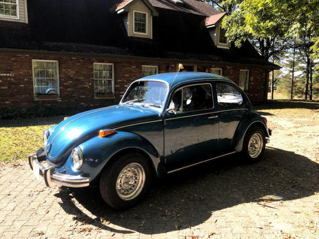 1972 vw super beetle abfab condition 15k miles on 1900cc engine great refurbs classic. Black Bedroom Furniture Sets. Home Design Ideas