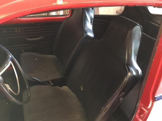 1972 Vw Super Beetle Custom With Lots Of New Parts Paint  Interior  Motor  Look