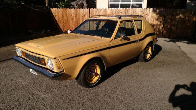 Cars Of Clovis >> 1973 American Motors Gremlin X - Classic AMC Gremlin 1973 ...