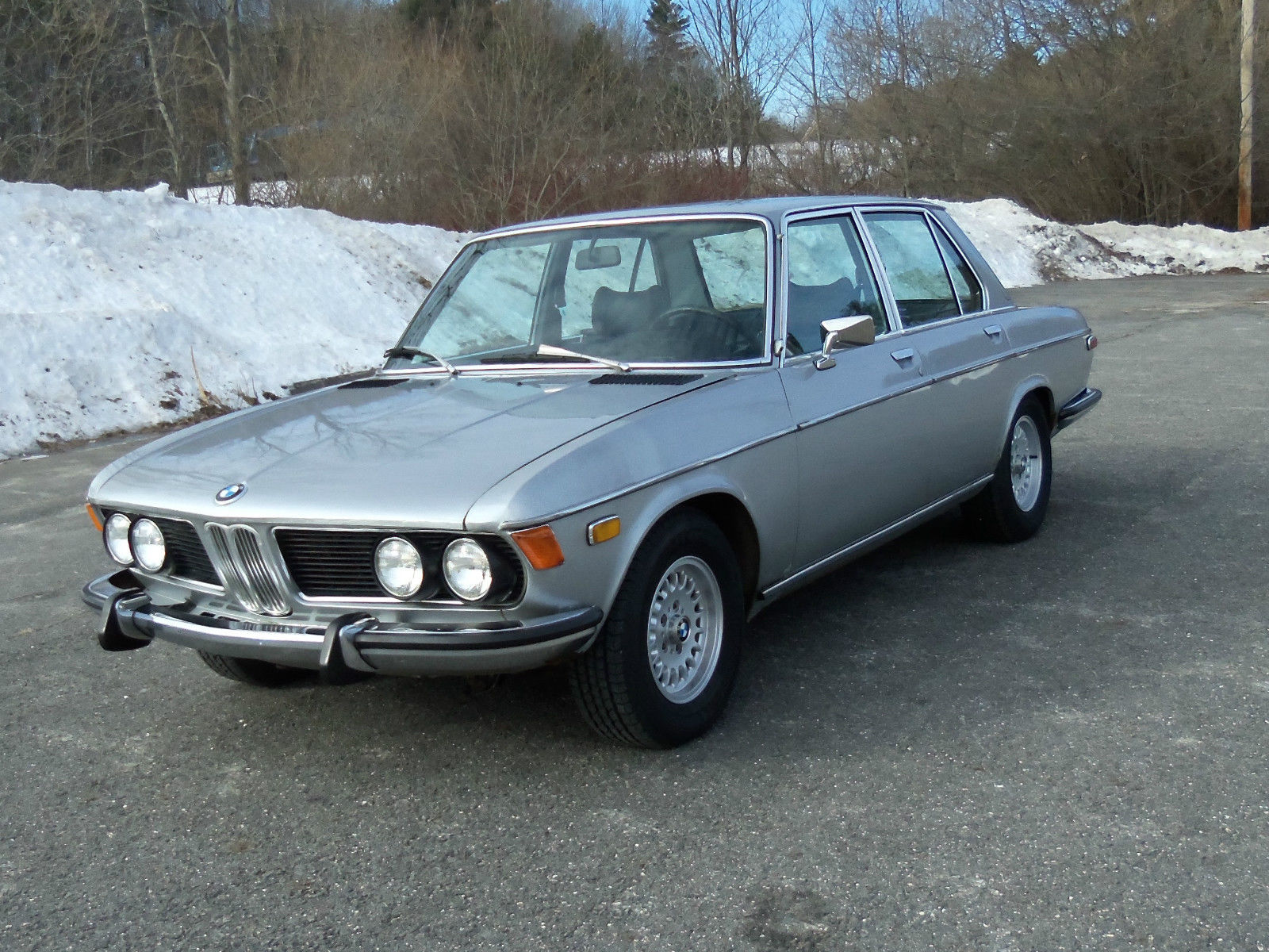 Transmission Fluid Color >> 1973 BMW 3.0 CS Bavaria - Classic BMW Other 1973 for sale