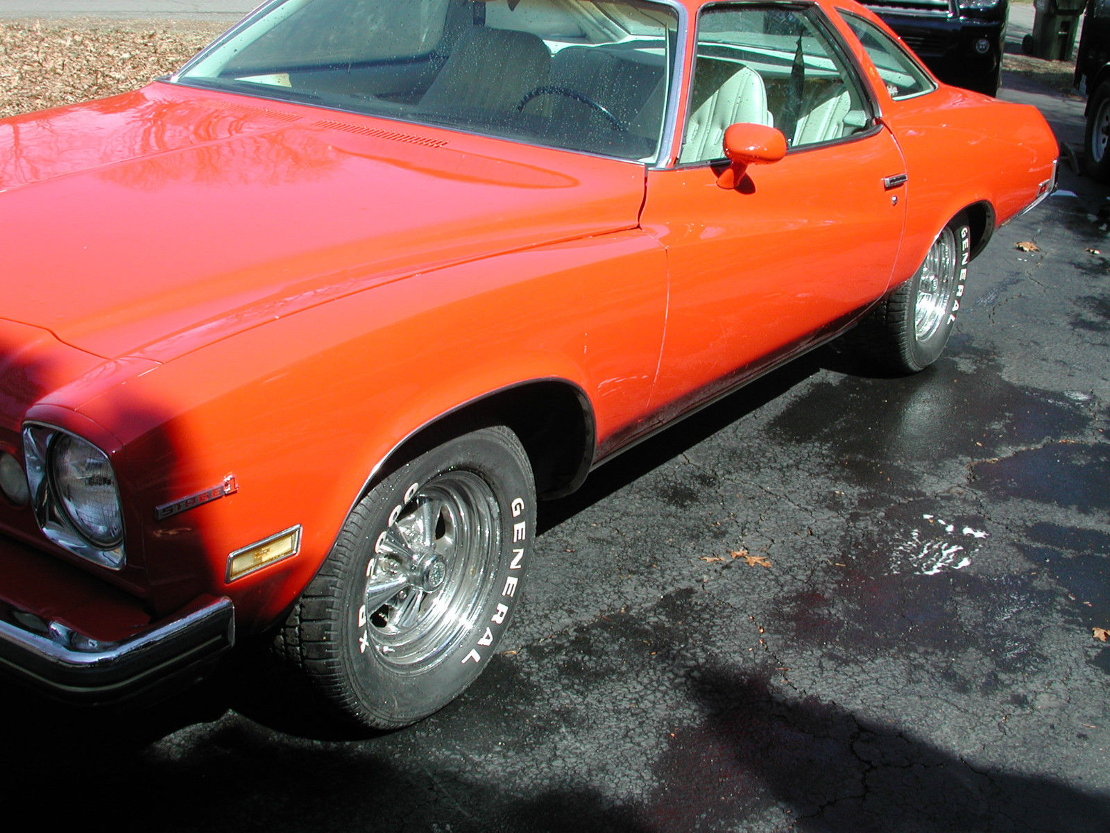 1973 Buick Century Gs 455 Stage 1 Numbers Matching