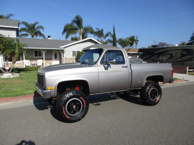 Chevy K Truck Bed Fleetside