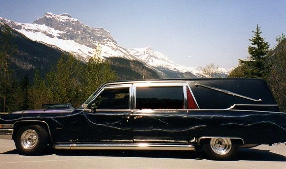 1973 Cadillac Hearse Custom Promotion Vehicle Or Personal Toy Classic Cadillac Other 1973