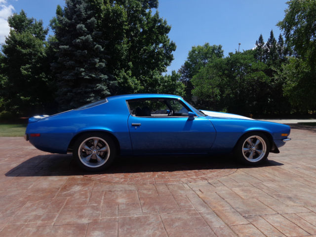 1973 camaro ls1 split bumper pro touring classic chevrolet camaro 1973 for sale. Black Bedroom Furniture Sets. Home Design Ideas