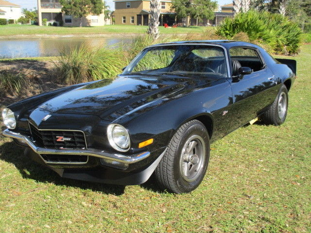 1973 camaro rare drag pack z28 4 speed restored not a project 69 70 classic chevrolet camaro. Black Bedroom Furniture Sets. Home Design Ideas