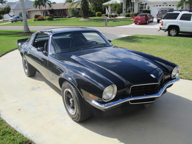 1973 Camaro rare drag pack Z28 4 speed restored not a project 69 70 - Classic Chevrolet Camaro