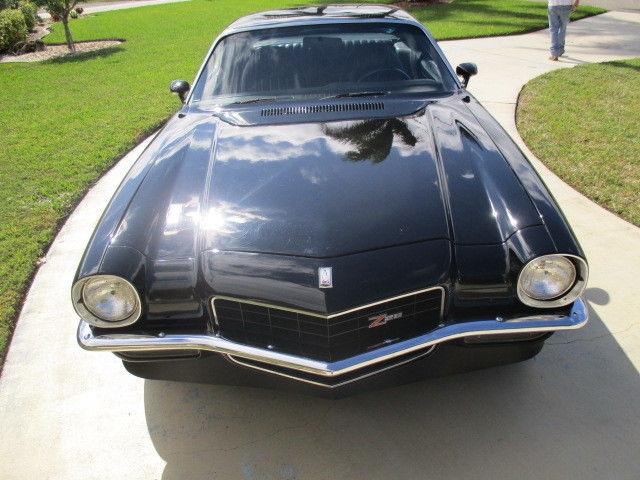 1973 camaro rare drag pack z28 4 speed restored not a. Black Bedroom Furniture Sets. Home Design Ideas