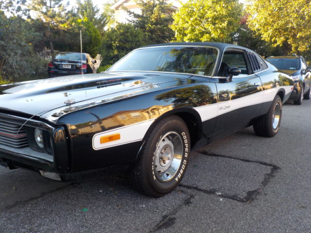 1973 Charge With 440 Magnum Engine Excellent Condition In