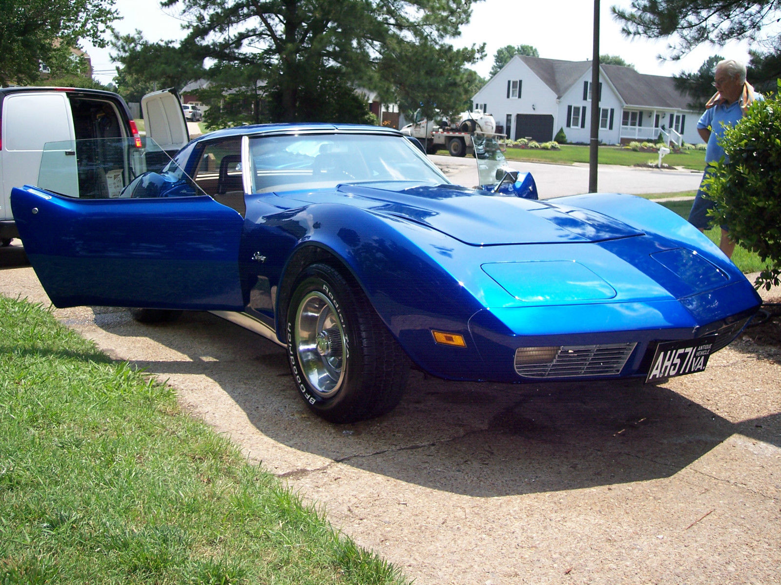 T Top Cars >> 1973 Chevrolet Corvette Stingray T-Top / Built 350 Motor / Garage Kept - Classic Chevrolet ...
