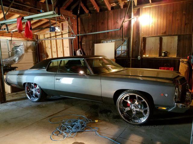 1973 Chevrolet Impala Caprice 2 Door 70 71 72 74 75 76