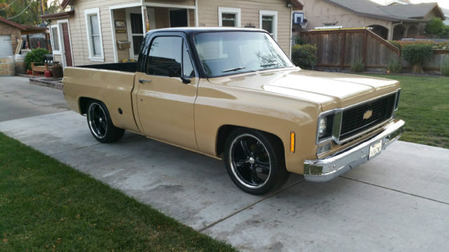 Chevrolet Short Bed C Beautiful
