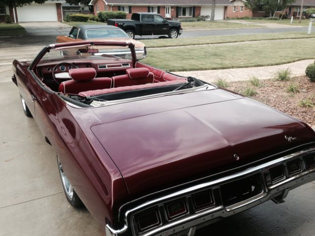 1973 chevy caprice convertible new motor interior paint top rims 1972 1975 classic. Black Bedroom Furniture Sets. Home Design Ideas